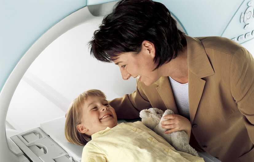 МРТ головы ребенку