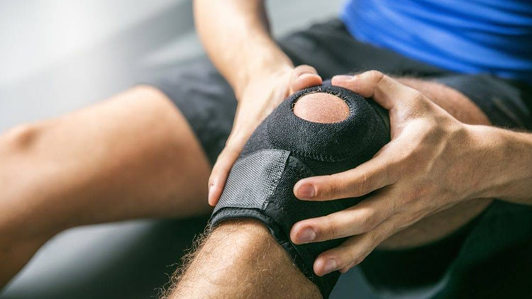 Спортивная травма коленного сустава