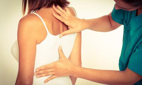 Остеохондроз грудного отдела позвоночника, симптомы и лечение